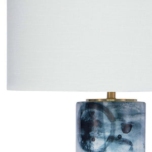 Mod Seascape Table Lamp - Nautical Luxuries