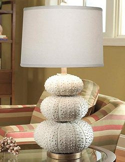 Summer Sea Urchin Table Lamp