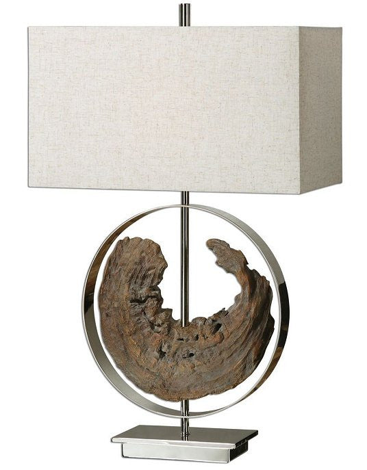 Driftwood Dreamer Table Lamp
