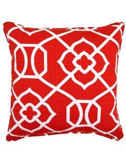 Modern Mosaic Indoor/Outdoor Poly Accent Pillows