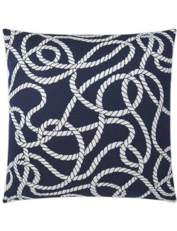 Contempo Outdoor Pillows/Nautical Ropes - Nautical Luxuries