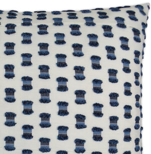 Contempo Outdoor Pillows/Flirty Fringe - Nautical Luxuries