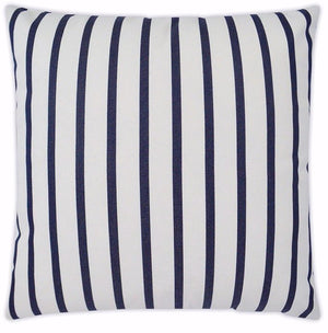 Contempo Outdoor Pillows/Formal Stripe - Nautical Luxuries