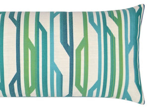 Contempo Outdoor Pillows/Waterslide - Nautical Luxuries