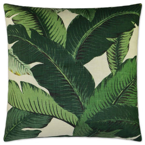 Contempo Indoor Pillows/Tropical Palms - Nautical Luxuries