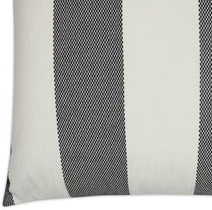 Contempo Neutrals Outdoor Pillows/Oceanside Stripe Natural - Nautical Luxuries