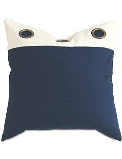 Nautical Grommet Pillow