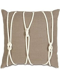 Yachting Knots Pillows - Nautical Luxuries