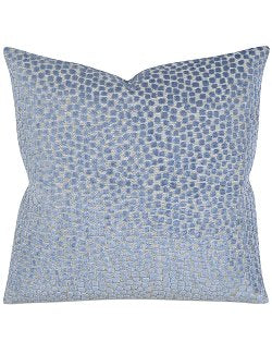 Water Shadows Velvet Accent Pillow