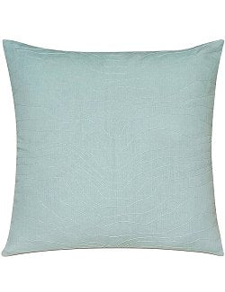 Silvery Ripples Spa Accent Pillow - Nautical Luxuries
