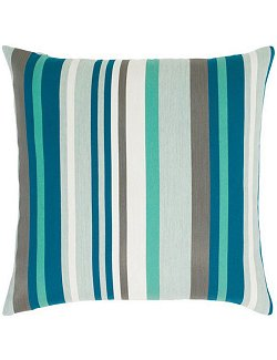Mixable Stripes Sunbrella® Outdoor Pillows (4 Colors)