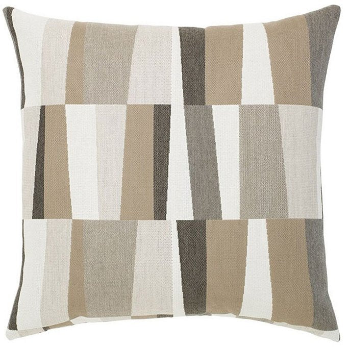 Strata Grigio Sunbrella® Outdoor Pillow