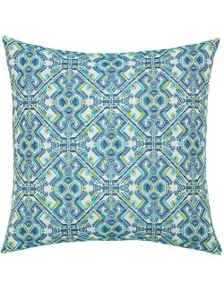 Delphi Print Sunbrella® Outdoor Pillows
