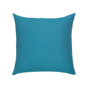 Optic Azure Sunbrella® Outdoor Pillows - Nautical Luxuries
