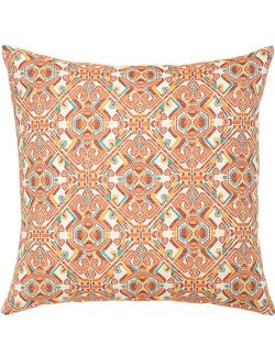 Lindos Print Sunbrella® Outdoor Pillows