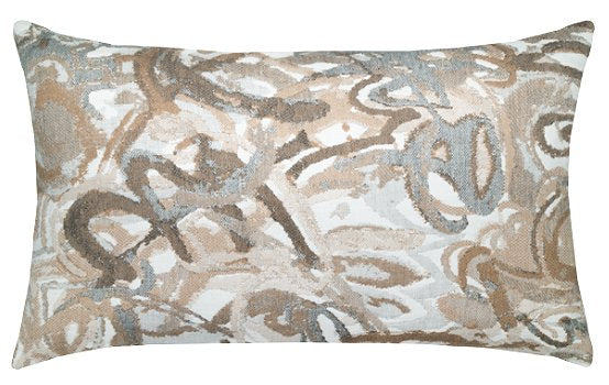 Beach Graffiti Sunbrella® Outdoor Pillows - Nautical Luxuries