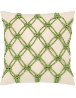 Nautical Net Sunbrella® Outdoor Pillows