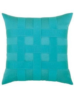 Basket Weave Sunbrella® Outdoor Pillows
