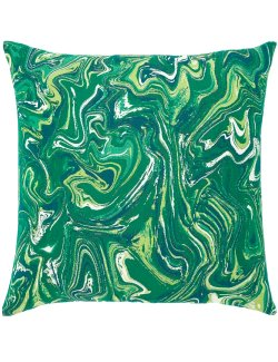 luxury outdoor pillow contemporary design green