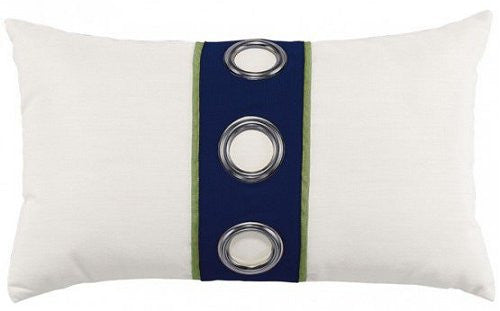 Cruise Grommet Sunbrella® Outdoor Pillows