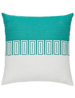 Athens Aqua Block Sunbrella® Outdoor Pillows