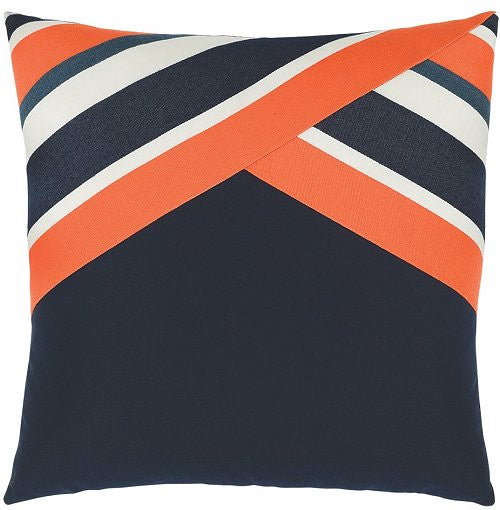 Riviera Stripes Sunbrella® Outdoor Pillows