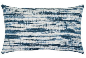 Woven Watermark Sunbrella® Outdoor Pillows - Nautical Luxuries