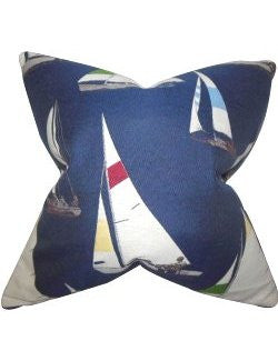 Ocean Regatta Down-Filled Pillows