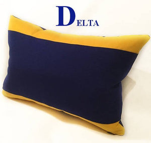 Sunbrella® Outdoor Nautical Code Flag Pillows - Nautical Luxuries