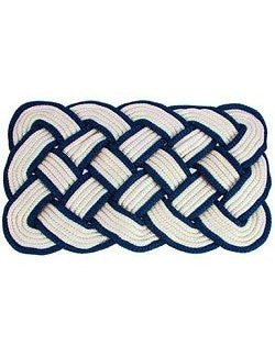 Nautical Weave Mini-Indoor Accent Rugs
