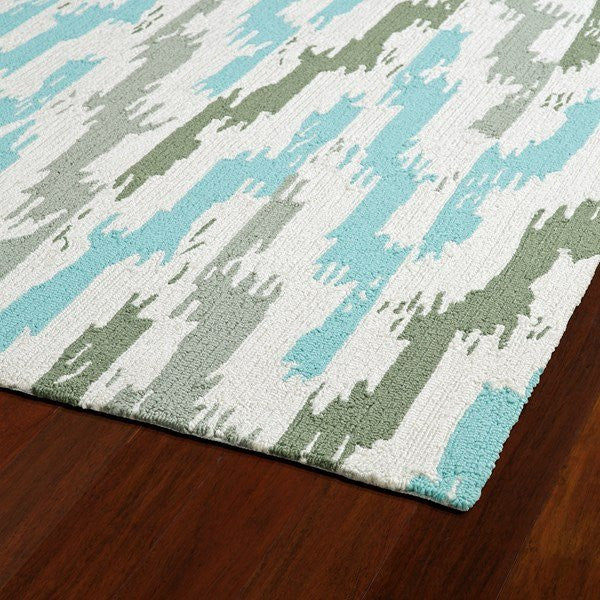 Ocean Currents Indoor/Outdoor Rugs