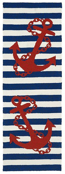 Anchor & Stripes Indoor/Outdoor Rugs