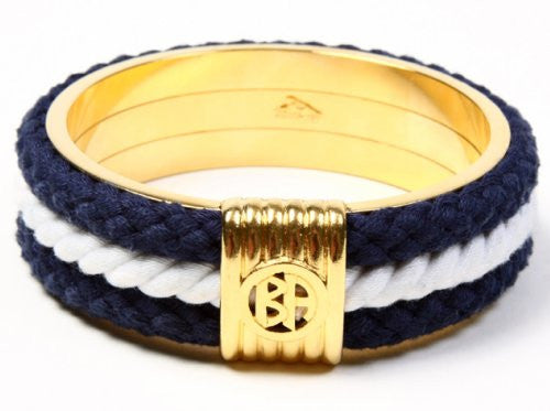 Ben-Amun Nautical Rope Bangle Bracelet