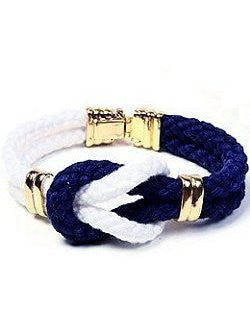 Ben-Amun Yachtsman's Knot Bracelet - Nautical Luxuries