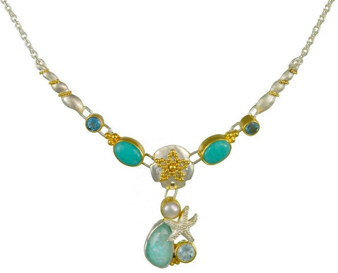 Sea Treasures Aqua Gems - Nautical Luxuries