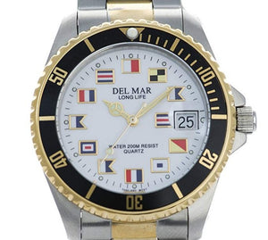 Code Flag Sport Watch - Nautical Luxuries