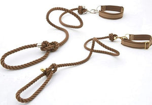 Giovanna Locatelli Nautical Leash & Collar Sets