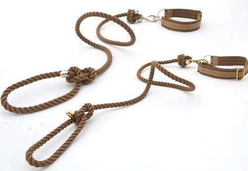 Giovanna Locatelli Nautical Leash & Collar Sets - Nautical Luxuries