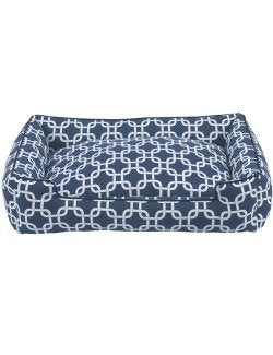 Marina Links Luxury Pet Bed - Nautical Luxuries