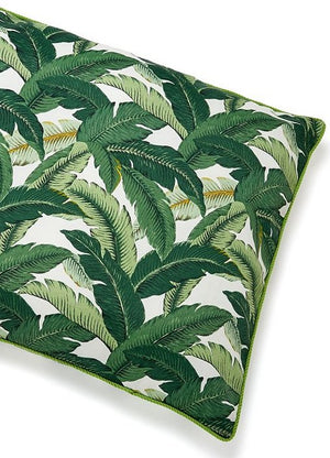 Tropical Palms Indoor/Outdoor Pet Futon - Nautical Luxuries