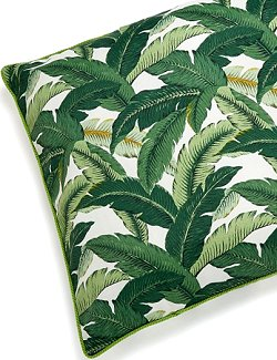 Tropical Palms Indoor/Outdoor Pet Futon