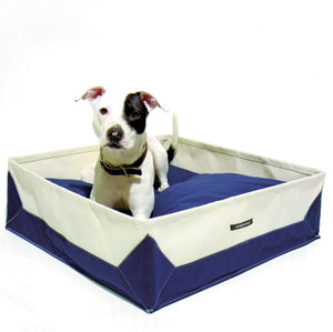 Boat Canvas Pet Beds - Nautical Luxuries