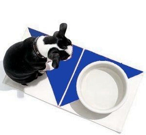 Boat Canvas Pet Placemats - Nautical Luxuries