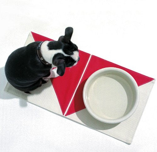 Boat Canvas Pet Placemats