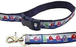 Pet Collars & Leashes - Nautical Luxuries