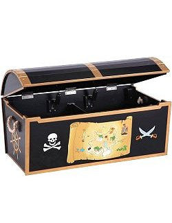 Pirate Adventure Toy Chest
