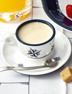 Non-Breakable Espresso Sets - Nautical Luxuries
