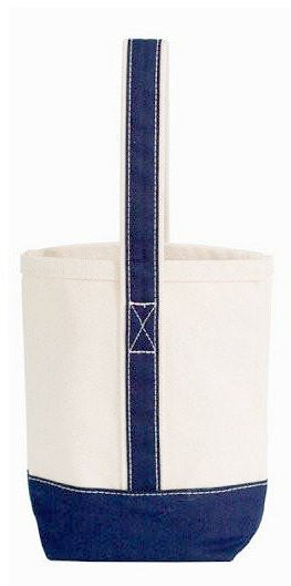 Yachtsman's Canvas Boat Tote Wine Totes