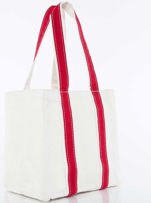 Canvas Boat Party Totes - Nautical Luxuries