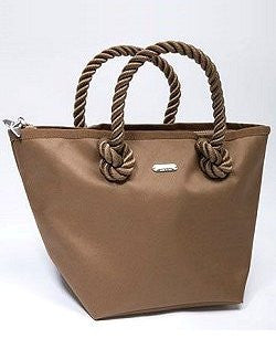 Giovanna Locatelli Rope Handle Cordura Tote
